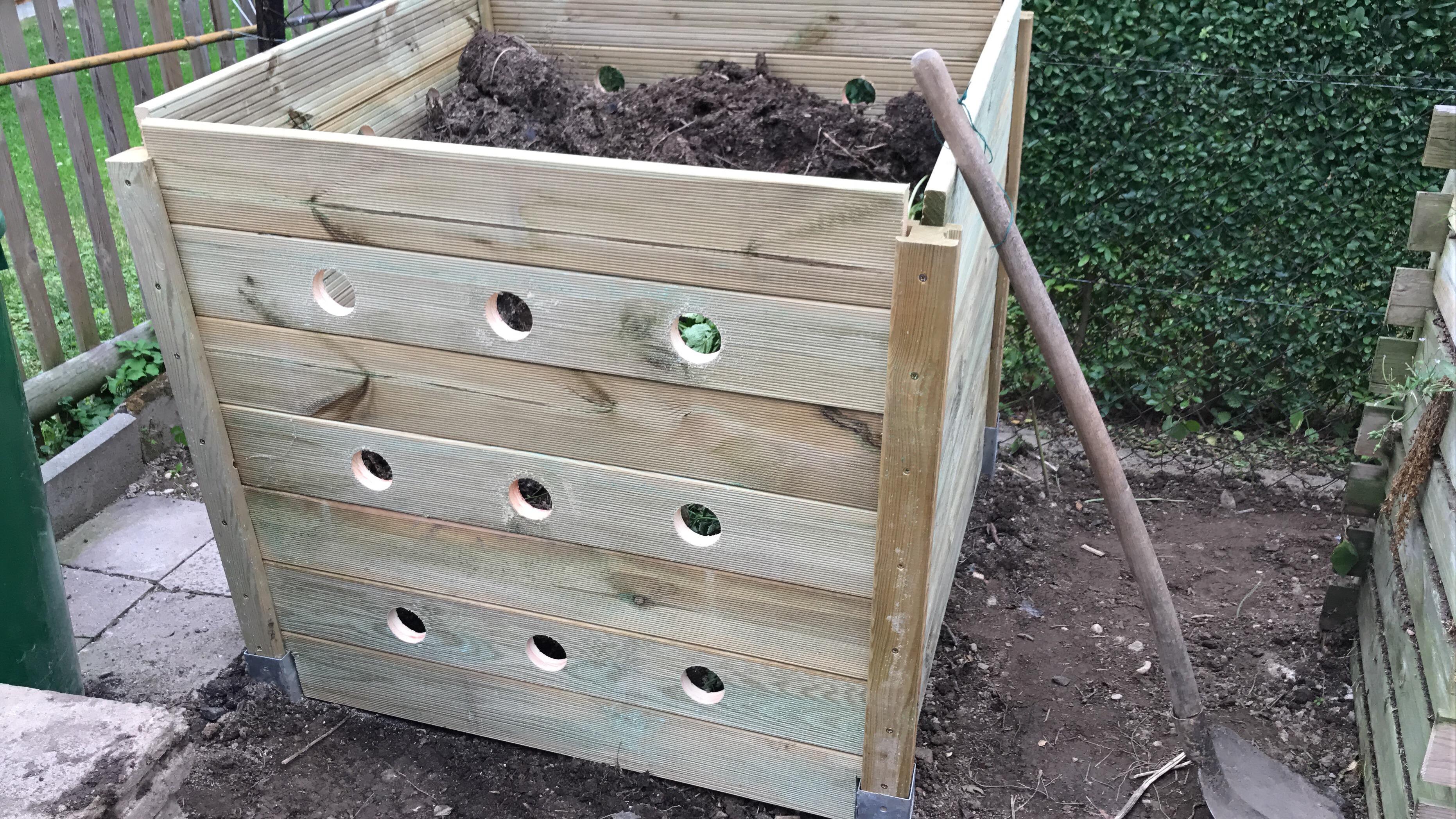 kompost boxen eigenbau – tinker works